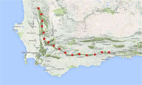 where in south africa (western cape), can one picture 8