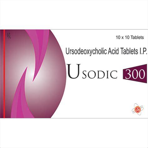 ursodeoxycholic acid picture 3