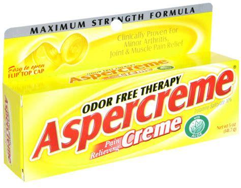 aspercreme picture 2
