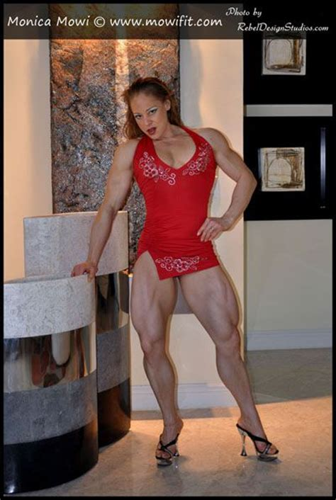 female muscle board picture 17