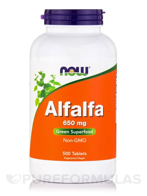 alfalfa tablets picture 15