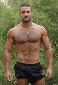 muscle arab men picture 17