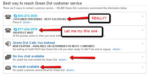 green dot customer service picture 3