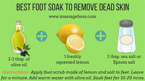 foot soak to remove dead skin picture 1