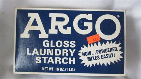 argo gloss laundry starch eaters picture 5