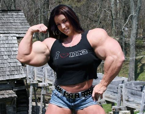 female muscle morphs picture 5