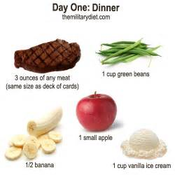 army diet picture 5