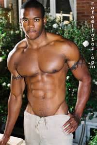 black muscle abs picture 7