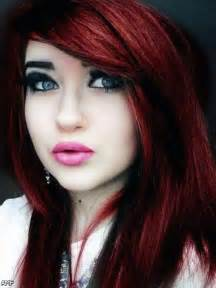 coloring your hair red picture 9