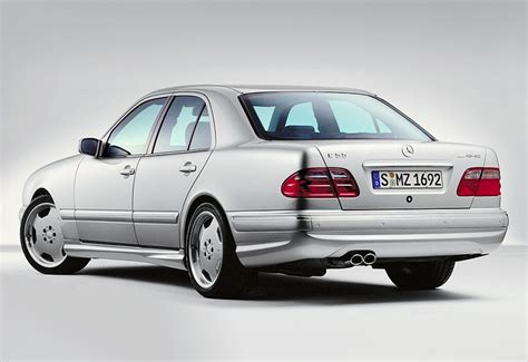 w210 2001 mercedes benz amg picture 6