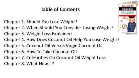 coconut oil weight management formula picture 10