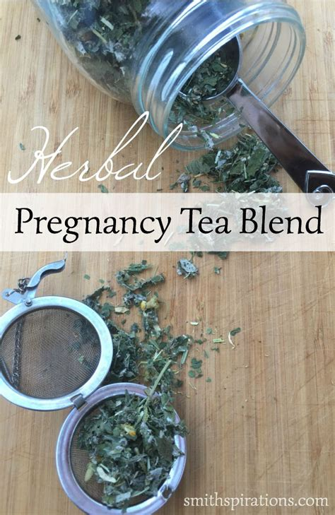 drinking herbal tea while pregnant picture 1