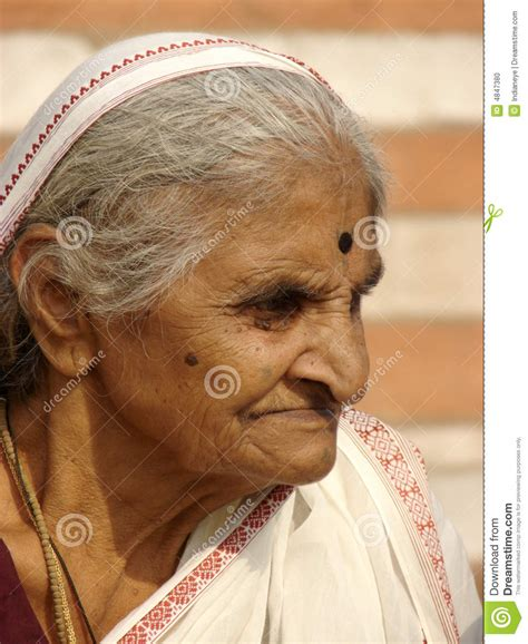 indian old women picture 5