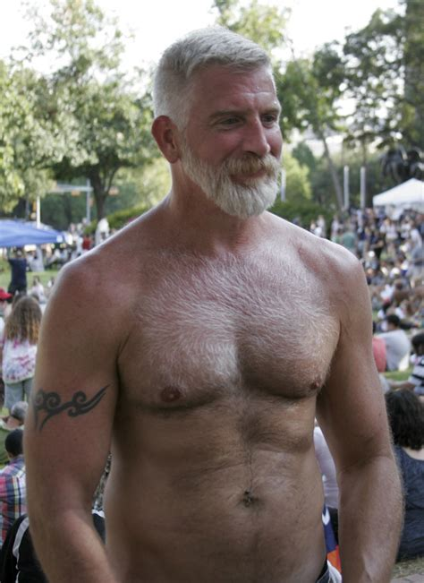older hairy male picture 2