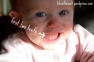 earliest babies get teeth picture 7