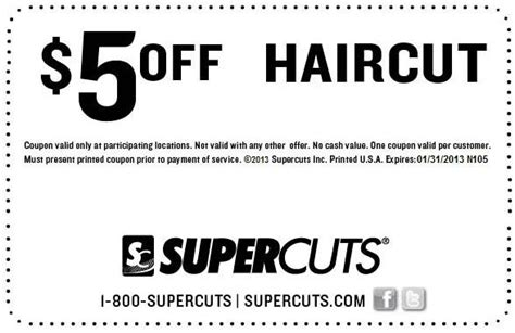 hair cut coupons oaha picture 10