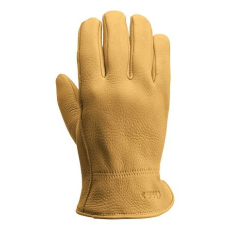cabela's unlined buffalo skin gloves picture 2