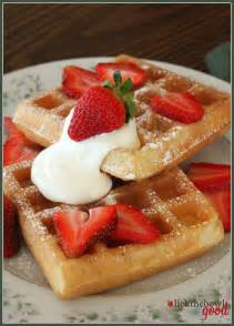 yeast waffles picture 1