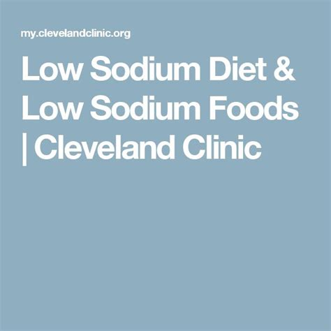 american heart diet aka the cleveland clinic picture 10