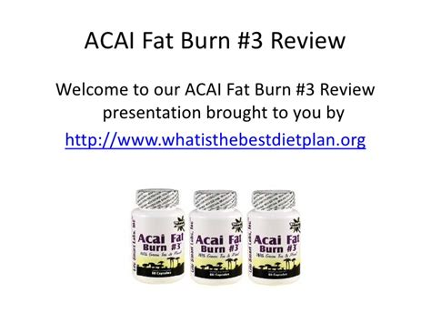 acai fat burn and urinating picture 10