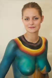 skin painting picture 9