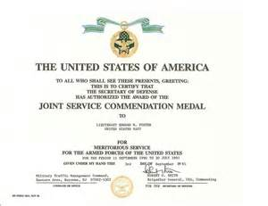 joint service commendation medal picture 3