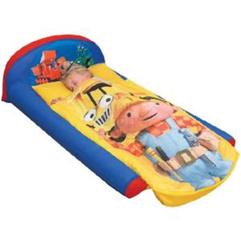 bob the builder inflatable sleeping picture 7