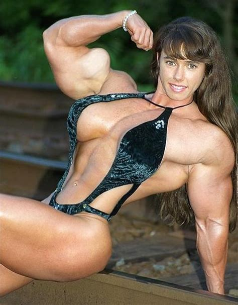 morphed muscle women picture 18