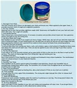 vicks vapor rub on hair picture 2