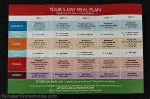 5day diabetic menu picture 3
