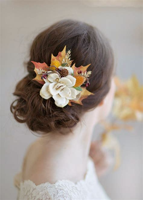 fall wedding hair picture 15