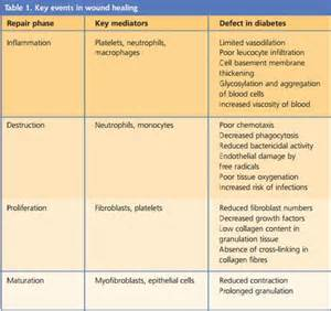 how does increased blood flow heal wounds picture 12