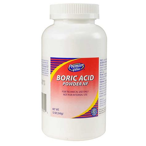 boric acid treatment for bacterial infections picture 2