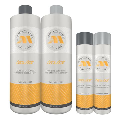 marcia texeira conditioner for color treated hair with picture 1