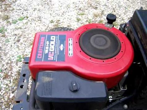 white smoke in lawn mower why picture 9