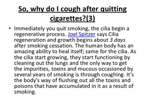 cilia regrowth after quitting smoking picture 1