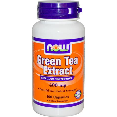 a pill with probiotic with green tea picture 1