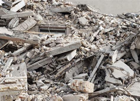 construction debris picture 7