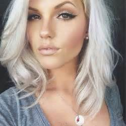 best color for white hair picture 3