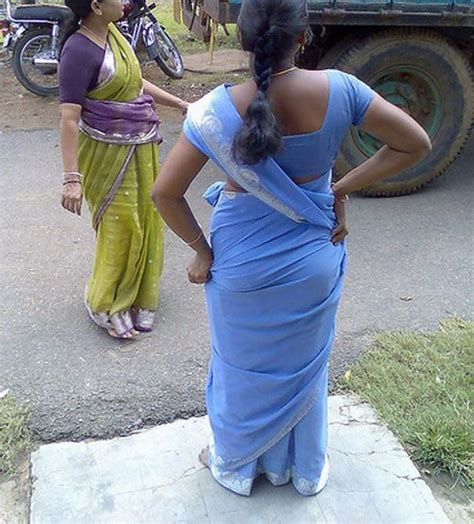 aunties back side hidden picture 18