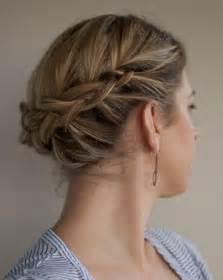 braiding short hair picture 6