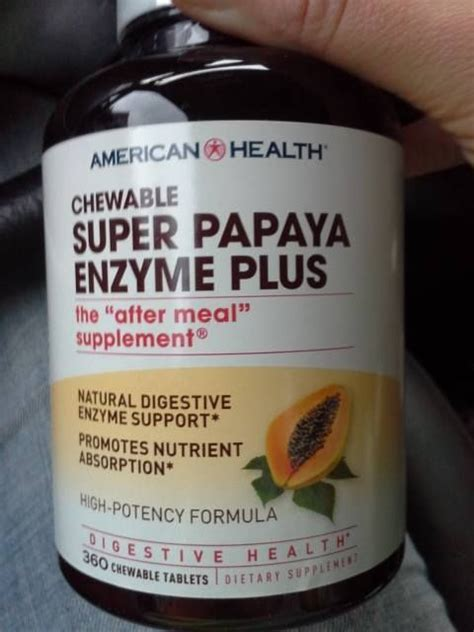 american health papaya digestive enzymes picture 13
