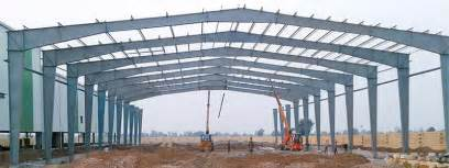 erection cost and pre engineered steel building picture 1