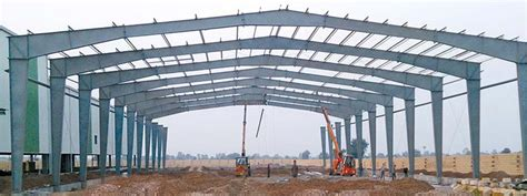 erection cost and pre-engineered steel building picture 7