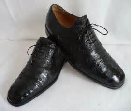 eel skin shoes picture 10