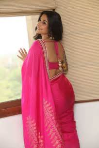 sexy hot back side saaree stills picture 3