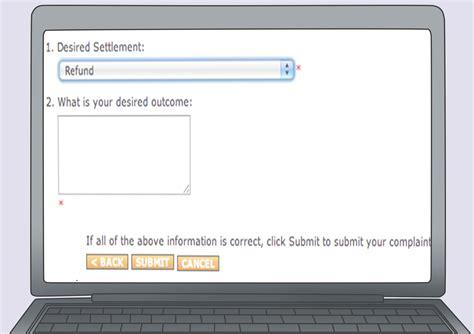 file complaint online business picture 9