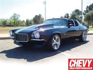 chevrolet muscle cars picture 7