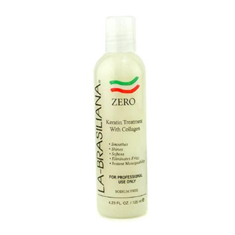 ingredients in la-brasiliana zero keratin treatment picture 2