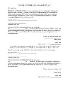 how to sever the joint tenancy picture 2